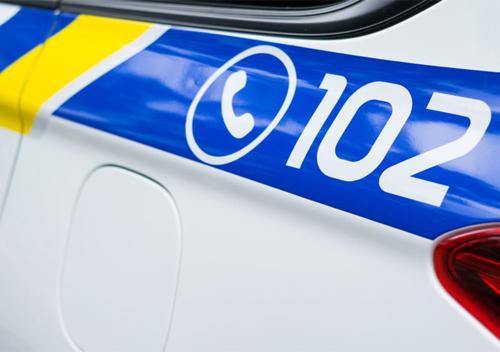 На Хмельниччині водій заплатить 204 гривні штрафу за непокору патрульному