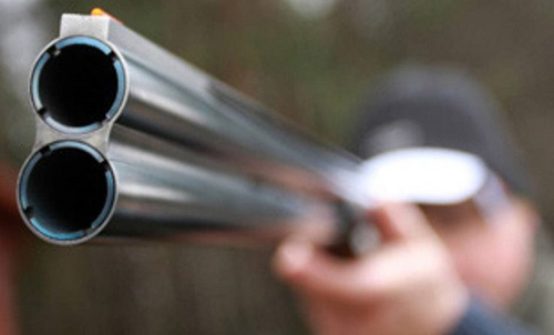 У Шепетівському районі п'яний чоловік стріляв бойовими патронами у сина літньої сусідки