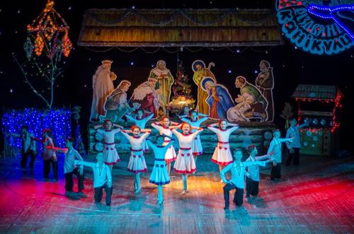 Для талановитих шепетівчан «Різдвяні канікули» стали незабутніми