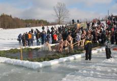 Шепетівчани готуються до купань на Водохреща