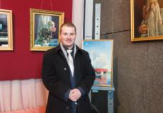 У Шепетівці відбулася презентація «Симфонії кольору» Віталія Данильчука