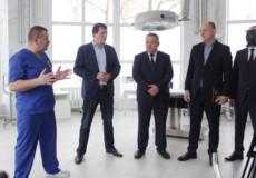 У Шепетівській ЦРЛ з'являться нові апарати штучної вентиляції легень