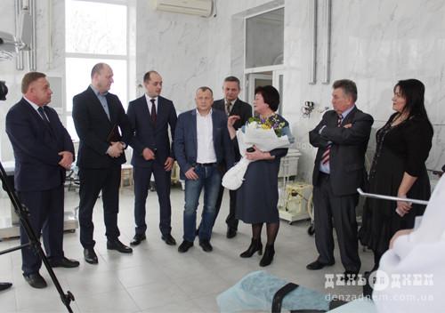 Відкриття оновленої хірургії у Шепетівці: симбіоз влади та підприємців