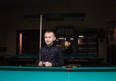 Наймолодший кандидат у майстри спорту з більярду живе в Шепетівці