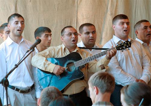 У Шепетівці виступить хор ромів