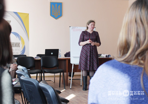 Фахівці зі Славути, Полонного, Ізяслава та Нетішина зібралися у Шепетівці, щоб навчитися запобігати насиллю в сім'ях