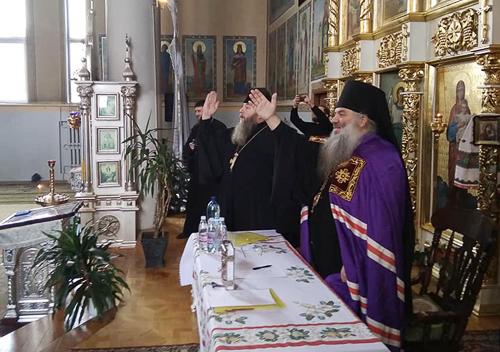 Шепетівська єпархія залишається в РПЦ?
