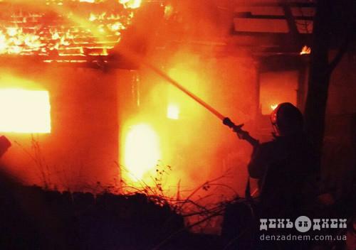 На межі містики: у Судилкові 2 будинки горять вже вчетверте