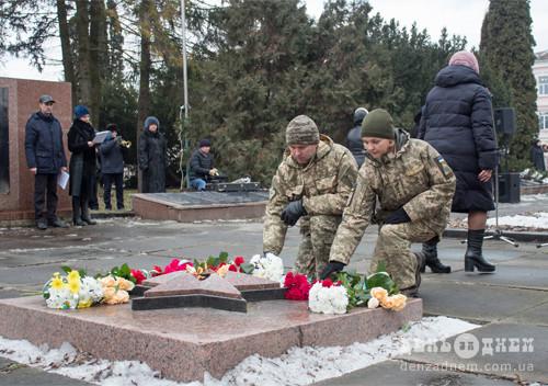 У 75-ту річницю визволення в Шепетівці вшанували захисників