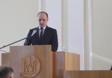 Голова Хмельницької ОДА представив ювілейного очільника Шепетівського району
