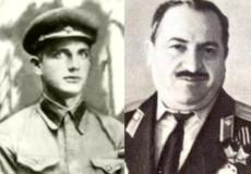 Розвідники Микола Мокрий та Мурман Джапарідзе звільняли Шепетівку