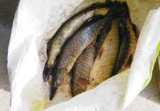 У Шепетівці 3 чоловіків намагалися збути 34 кілограми незаконно виловленої риби