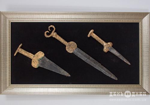 У Шепетівці експонуються пам'ятки скіфсько-сарматського періоду