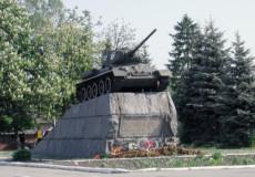 Як танкісти звільняли Шепетівку