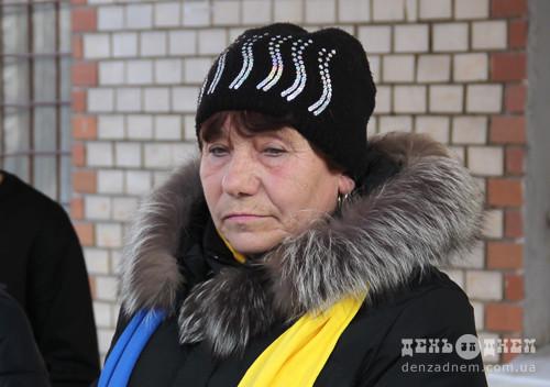 Шепетівські ліцеїсти підтримали полоненого земляка-моряка