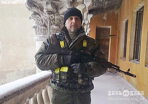 Серед тих, хто вийшов із Дебальцевого— шепетівчанин Орест Юзвенко
