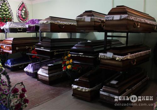 Людина, що в жалобі, не має дбати про організаційні моменти поховання