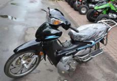 За керування «Мустангом» мотоцикліст сплатить понад 10 тисяч штрафу