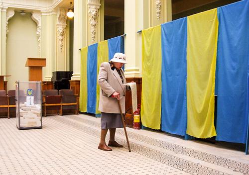 Де в Шепетівці знаходяться виборчі дільниці?