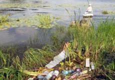 Держрибагенство оголосило раптівку з нагоди Всесвітнього дня води