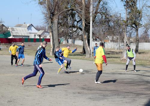 У Шепетівці відбувся футбол вихідного дня
