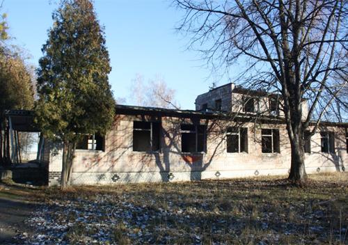 Славутчани намагаються врятувати нерухомість Міністерства оборони