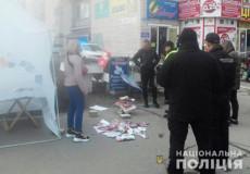 У Нетішині затримали хуліганів, які побили агітатора