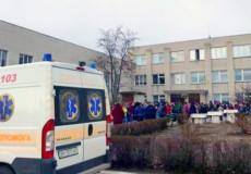 У Нетішині через пустощі з газовим балончиком евакуювали учнів