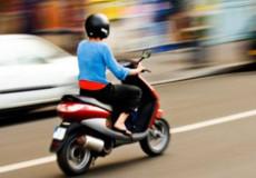 За керування скутером без посвідчення водія у п'яному стані полончанка сплатить 10200 гривень штрафу