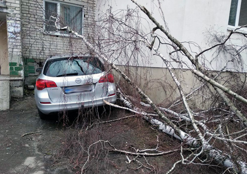 Надзвичайники Хмельниччини попереджають про погіршення погодних умов