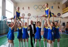 Шепетівська команда чирлідингу представлятиме область на Всеукраїнському чемпіонаті
