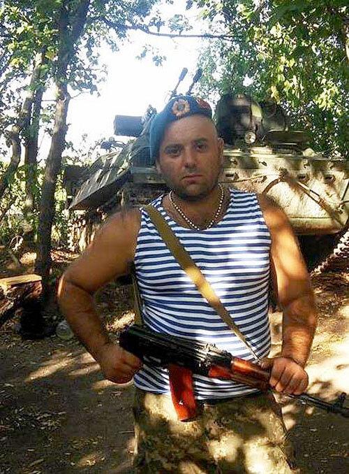 Мешканець Шепетівщини Ревазо Циклаурі у 2016-му загинув за Україну