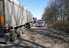 На Хмельниччині виявили 30 порушень правил перевезення вантажів