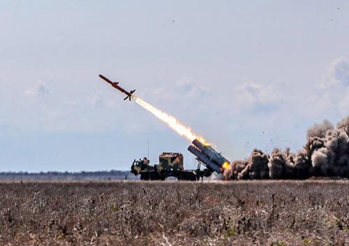 В Україні пройшли завершальні випробування крилатої ракети «Нептун»