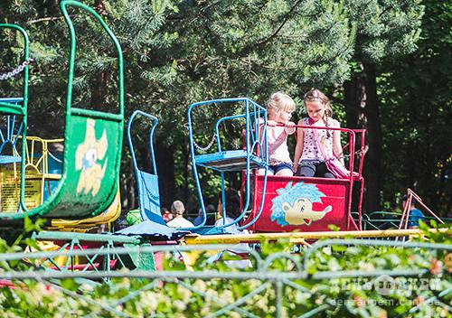 Ремонт атракціонів у шепетівському парку обійдеться мало не в 300 тисяч гривень