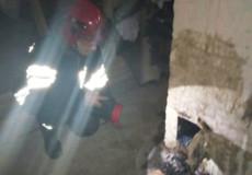 Бійці ДСНС ліквідували пожежу житлової будівлі на Шепетівщині