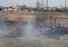Через необачність паліїв на Шепетівщині могли б залишитися без електрики