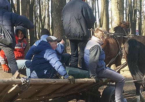 Зелений патруль у Шепетівці дав відсіч стихійному смітнику