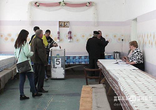 На Шепетівщині жителі села організували «референдум»