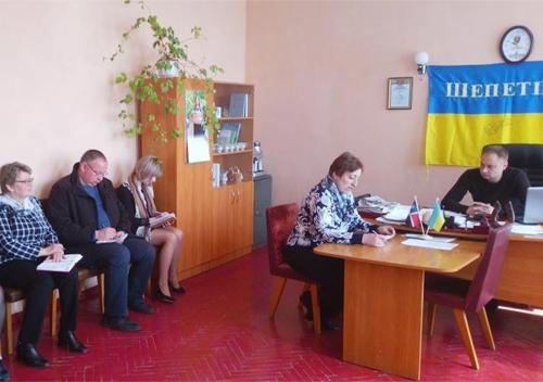 Мешканці Шепетівського району продовжують отримувати субсидії