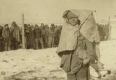 У Шепетівці під час епідемії висипного тифу хворих військовополонених підпалили у казармі