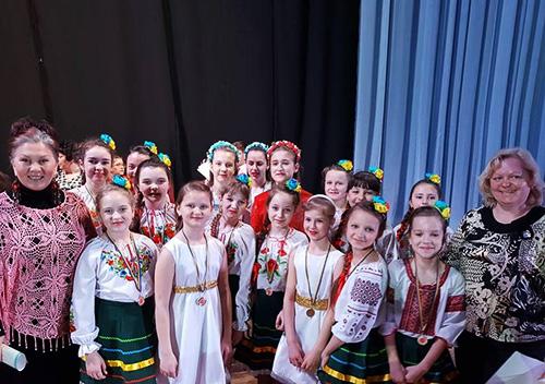 Шепетівський театр пісні здобув перемогу в столиці