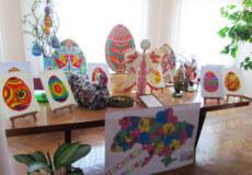 У Шепетівській міській раді проходить Великодня виставка