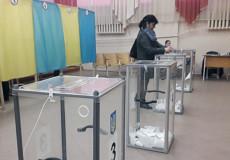 На 190-му окрузі Хмельниччини проголосували 84,5 тисяч краян