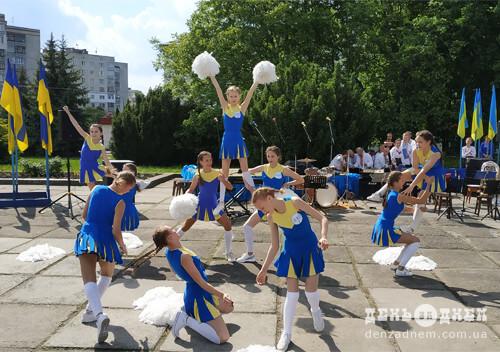 День Героїв у Шепетівці: концерт, конкурси та кінопоказ