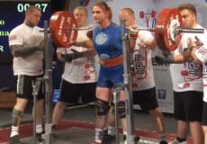 Грицівчанка Валентина Загоруйко стала майстром спорту міжнародного класу