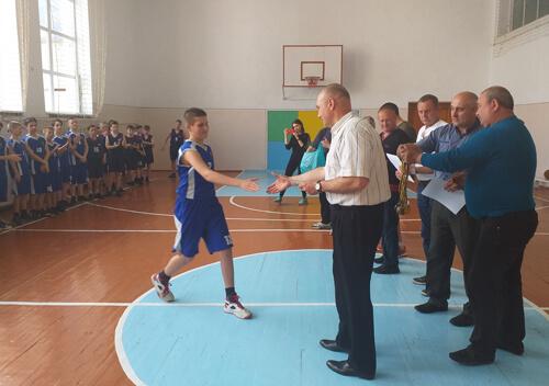 У Шепетівці присвятили чемпіонат з баскетболу воїну-інтернаціоналісту