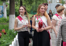 У Шепетівській ЗОШ №1 започаткували трояндову алею випускника
