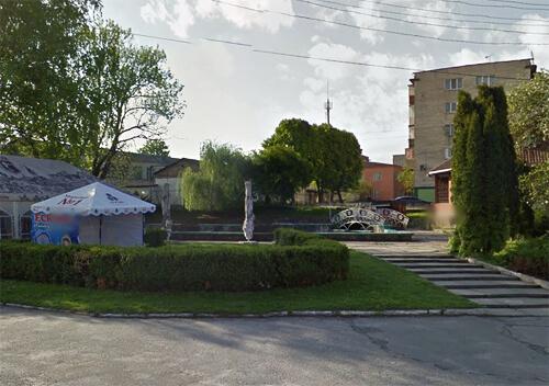 У міському фонтані виявили труп