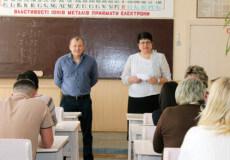 Роман Мацола відвідав школи Шепетівки